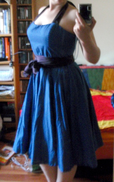 Rock'n'Roll Dress - fertig